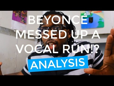 Beyoncé Messed Up a Vocal Run!? (2017 GRAMMYs Vocal Analysis) (#16)