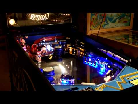 Black Hole 2; Cosmic Chaos Pinball