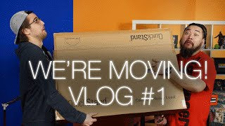NCIX Tech Tips Moving Vlog #1 + Feb. Fans with Benefits Winner!