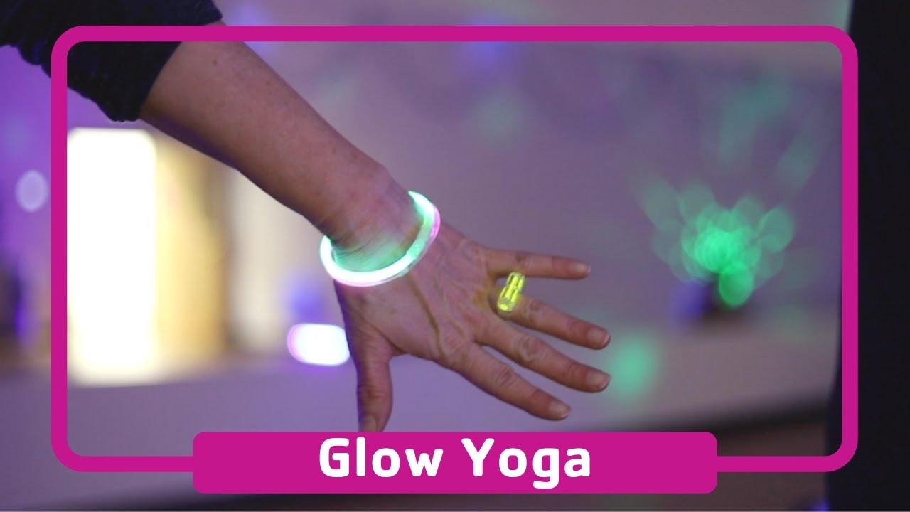 Glow Yoga - YouTube