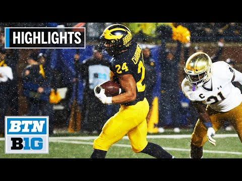 highlights:-no.-19-michigan-upsets-no.-8-notre-dame-|-notre-dame-at-michigan-|-oct.-26,-2019