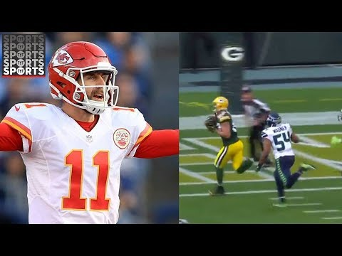 Alex Smith Was Still the Best from Week 1 [BEST OF THE NFL WEEK 1]