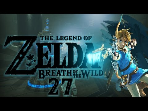 """The Legend of Zelda: Breath of the Wild - Episode 27 - """"Ancient Tech Labs!"""""""