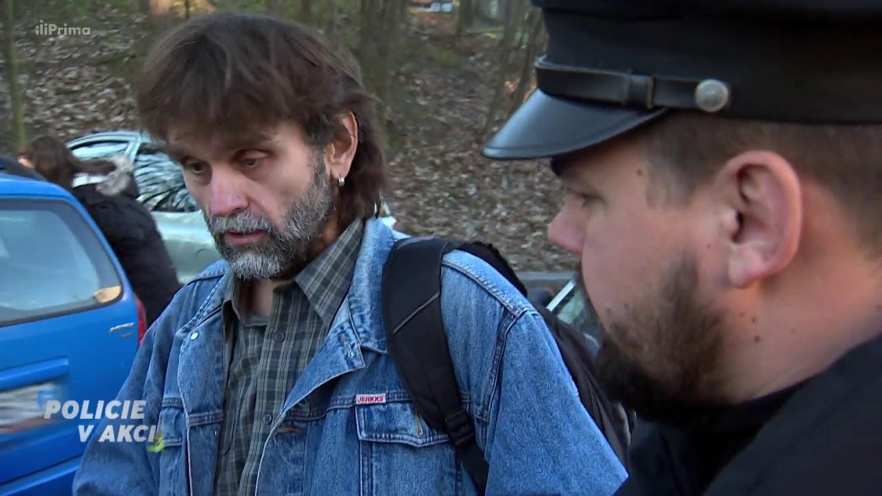Policie v akci (219) - Zoufalý otec, potyčka, napínavé pátrání a zkrocení horké hlavy
