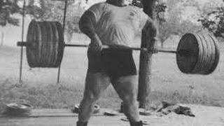 Пол Андерсон - самый сильный человек в истории. Часть 3 (перевод SFAP)