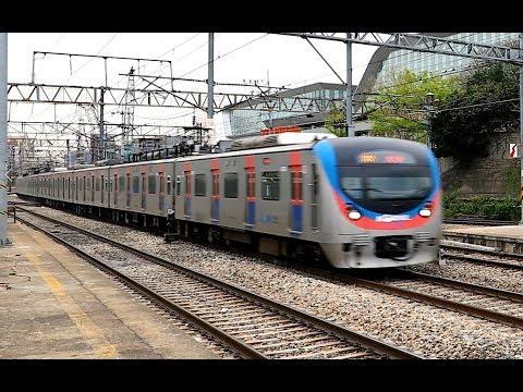 [4K] Korail Seoul-Cheonan Special express train