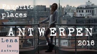 видео Город Антверпен в Бельгии