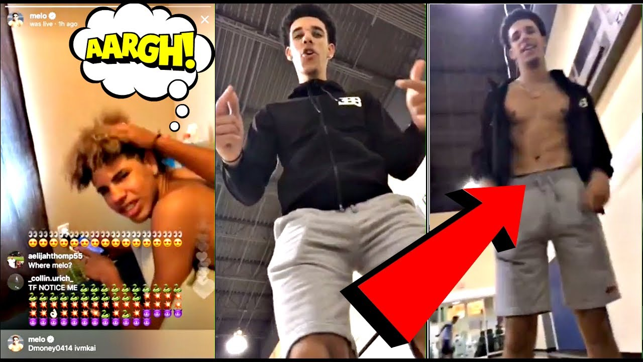 "Lonzo Ball Lamelo Ball >> LaMelo Ball To Lonzo Ball ""WHY YOU LOSE AGAIN?"" After LAKERS LOSS - YouTube"
