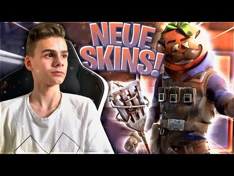 """ Neue Skins! "" 🔥 | Das Beste back bling ever! 💪 | 1 Sieg = ""Salto""⚡ | Live Fortnite [Deutsch]🔴"
