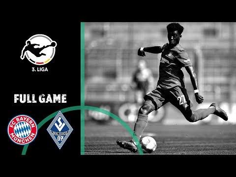 FC Bayern Munich II vs. Waldhof Mannheim 2-2 | Full Game | 3rd Division 2019/20 | Matchday 13