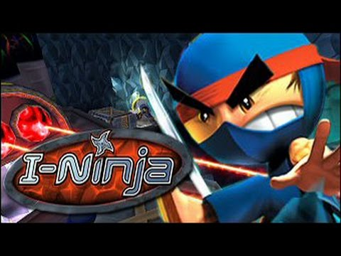 I-Ninja (Я-Ниндзя) - Прохождение #7 [ПСИАМОН - БОСС]