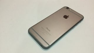 (Hindi) Apple iPhone 6 unboxing-16GB Space Grey