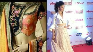 Designer blouses online - trendy and stylish