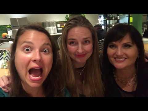 Zavia interviews 2 vegan friends in San Diego
