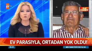 Müge Anlı  Antalya Kepez'de aranan Asım Bayram hakkında son gelişmeler! .
