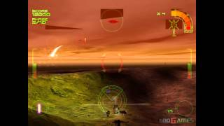 Incoming - Gameplay Dreamcast HD 720P