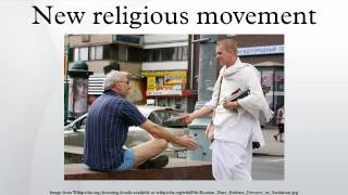 New religious movement