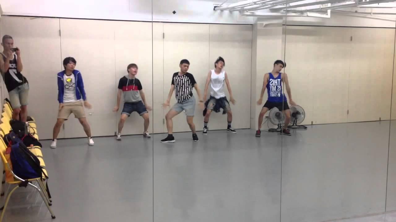 彩虹時代Rainbow Generation - 不解釋親吻 【第一次練習】 - YouTube