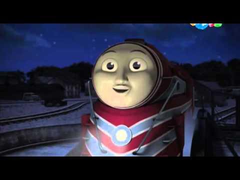 Томас и его друзья 17 Сезон. Серия 5. Беспокойная Кейтлин