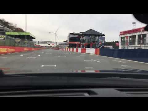 Nissan GT-R op circuit zolder
