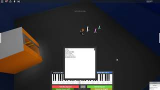 Roblox Virtual Piano Visualizations Once Upon A Time