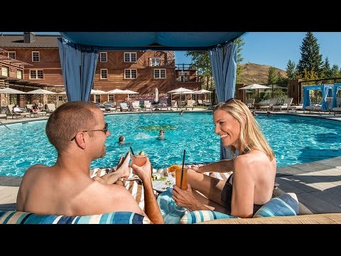 Sun Valley Village & Lodge Pool