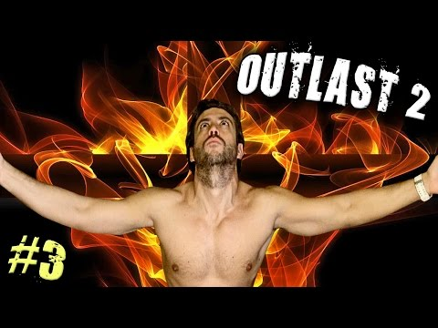 CRUCIFICADO COMO JESUCRISTO INJUSTAMENTE...   Outlast 2 #3 (Sin Censura)