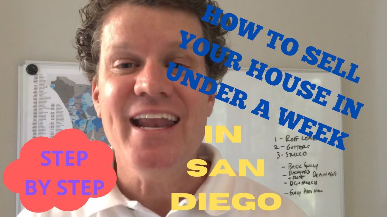 Sell Your San Diego House in Under a Week | (619) 786-0973 | Trusted House Buyers