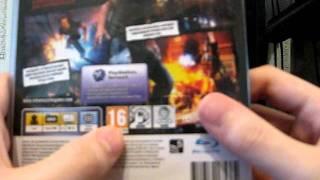 Распаковка игры Дурная Репутация 2 (AVATAR060).