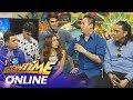 It's Showtime Online: John, Mark, Anton and Remy share life after last performance