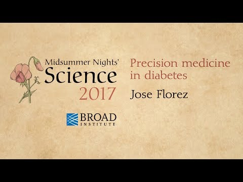 Midsummer Nights' Science: Precision medicine in diabetes (2017)