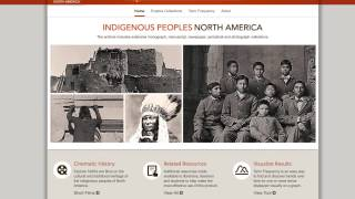 Behind the Screens:  Indigenous Peoples: North America