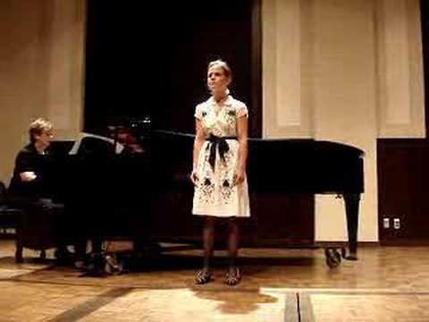 """Katie Church-""""Silent Noon"""""""