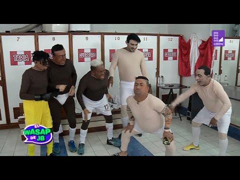 Los chicos de la selección no pueden dejar de celebrar el triunfo - Wasap de JB