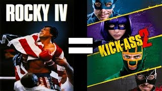 24 Reasons Rocky IV & Kick-Ass 2 Are The Same Movie