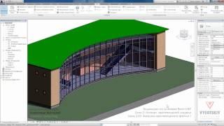 Vysotskiy consulting - Видеокурс Autodesk Revit MEP - 2.02 Загрузка архитектурного файла 1