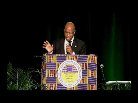 Rev. Dr. James C. Perkins (August 2016)