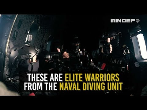 Singapore's Elite Naval Divers: Maritime Assault Course