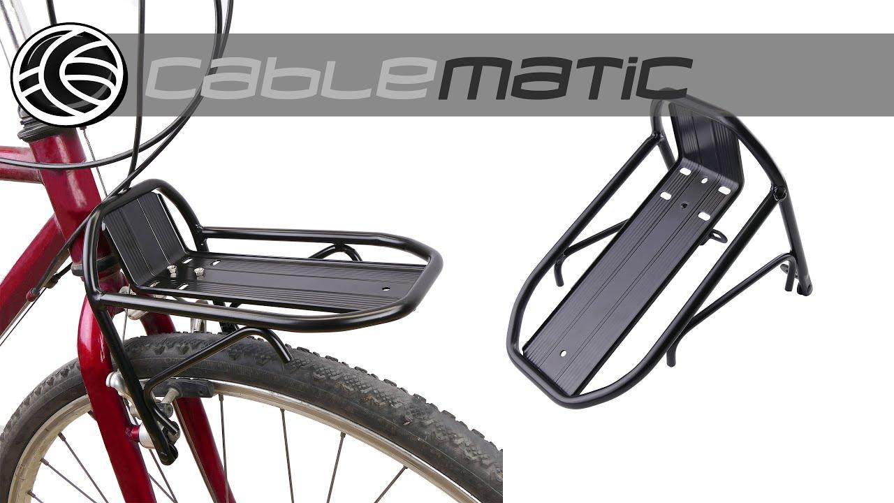 porta tubular bicicleta