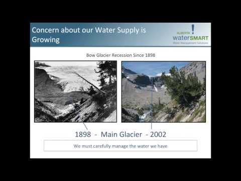 Supporting Water Management Decisions in the South Saskatchewan River Basin (Mike Nemeth)