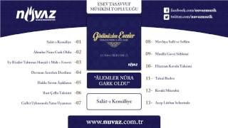 Esev Tasavvuf Musikisi Topluluğu - Salât-ı Kemâliye 2017 Video