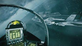 F18 Hornet Mission: Battlefield-3