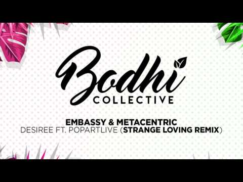 Embassy & Metacentric - Desiree ft. Popartlive (Strange Loving Remix) [Bodhi Collective]