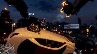 GTA V ONLINE PC | THE BIGGEST EXPLOSION