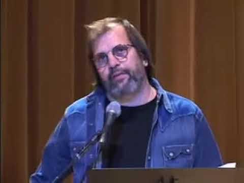 Steve Earle reads Bartolomeo Vanzetti