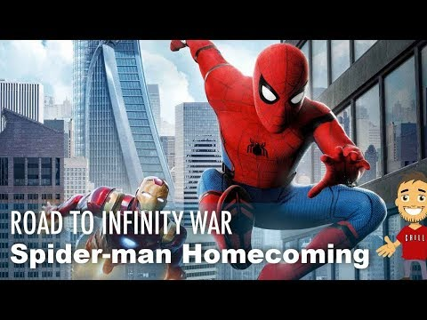 SPIDER-MAN HOMECOMING : la MEILLEURE version de l'HOMME ARAIGNÉE ? #RoadToInfinityWar