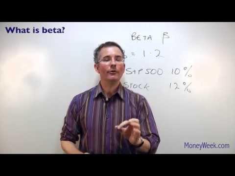 What Is Beta? - MoneyWeek Investment Tutorials