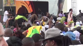 "Machel - ""Bacchanalist"" - White in the Moonlight 2013 - Moonlight City - Grenada"