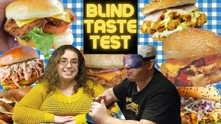 Chicken Sandwich Blind Taste Test (The Magnificent 7)