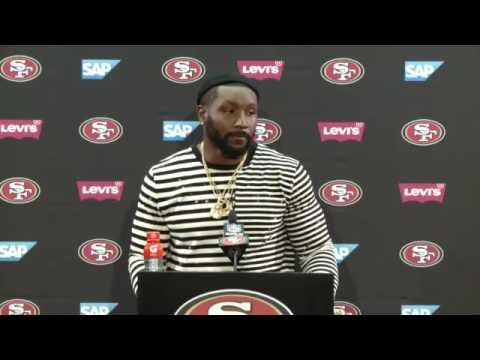 49ers Vs Rams | Postgame Press Conference | NaVorro Bowman